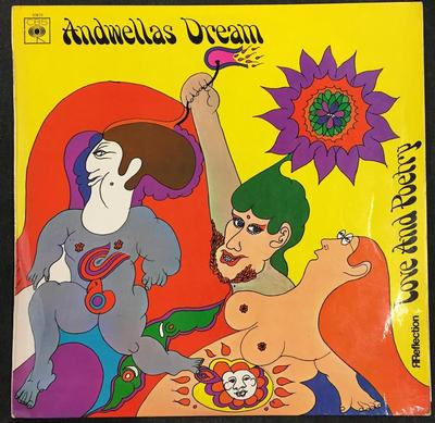 ANDWELLAS DREAM - LOVE AND POETRY UK Original Pressing (LP)