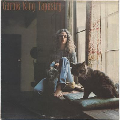 KING, CAROLE - TAPESTRY Scandinavian pressing, gatefold sleeve (LP)