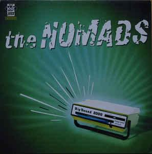 NOMADS, THE - BIG SOUND 2000 Ltd green vinyl edition (LP)