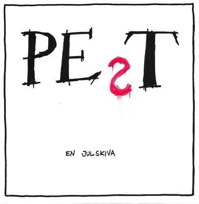 """PEST - EN JULSKIVA (7"""")"""