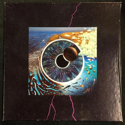 PINK FLOYD - PULSE Rare Live Recording, Comes In A Hardcover Box Set With A 48-Page Book (LP-BOX)