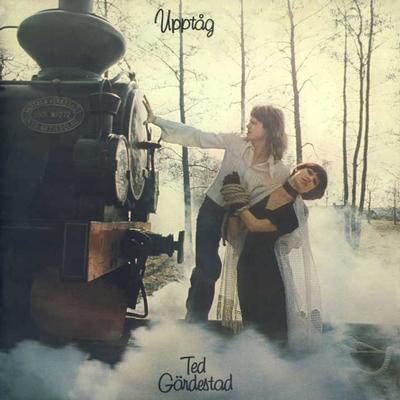 GÄRDESTAD, TED - UPPTÅG (1974) 2018 reissue (LP)