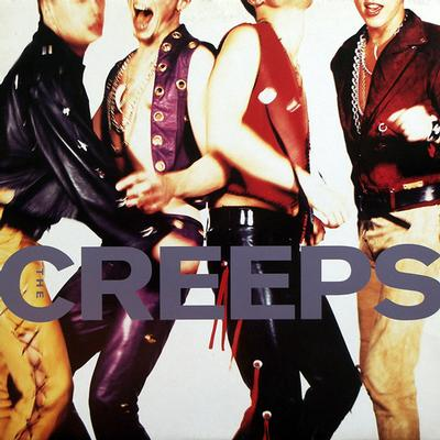 "CREEPS, THE - BLUE TOMATO ""Oh I like it"", No 1 selling album from 1990, first press with ""hard"" innersleeve (LP)"