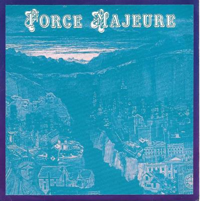 "FORCE MAJEURE - HUNDARNAS MÅNSKENSSERENAD + 3 (7"")"