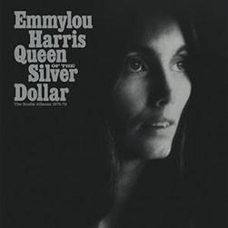 HARRIS, EMMYLOU - Queen Of The Silver Dollar: The Studio Albums 1975-79 5xLP (LP-BOX)