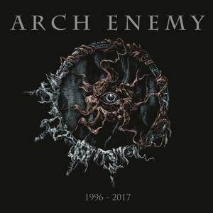 ARCH ENEMY - 1996-2017 Deluxe vinyl Box (LP-BOX)