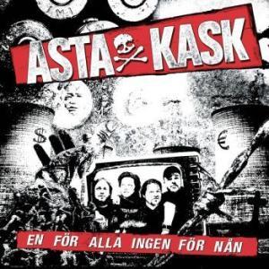 ASTA KASK - EN FÖR ALLA INGEN FÖR NÅN 2006 album on vinyl (LP)