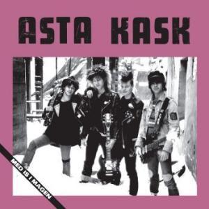 ASTA KASK - MED IS I MAGEN Red vinyl, 2018 reissue (LP)