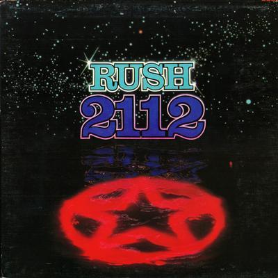 RUSH - 2112 US Pressing With Gatefold Sleeve (LP)