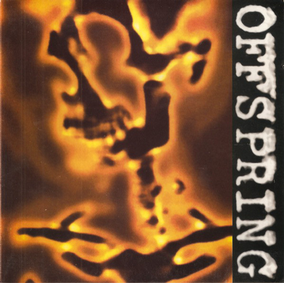 "OFFSPRING - COME OUT AND PLAY/ Session/ Come Out acoustic rare Dutch gatefold sleeve (7"")"