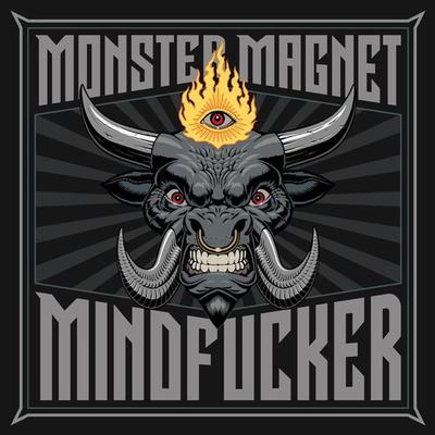 MONSTER MAGNET - MINDFUCKER Limited ed. Silver vinyl (2LP)