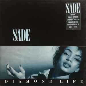 SADE - DIAMOND LIFE Dutch pressing, gatefold (LP)