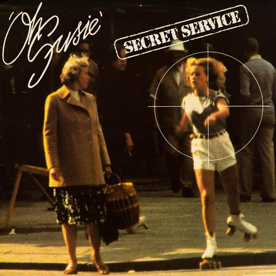 SECRET SERVICE - OH SUSIE Swedish Original Pressing With Innersleeve (LP)