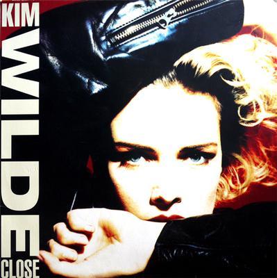 WILDE, KIM - CLOSE German pressing (LP)