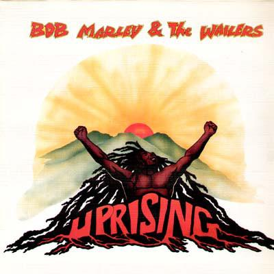 MARLEY, BOB & THE WAILERS - UPRISING Swedish Original With Textured Sleeve (LP)