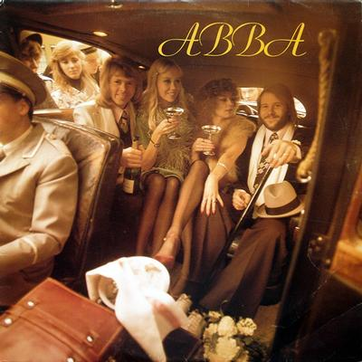 ABBA - ABBA Swedish pressing (LP)