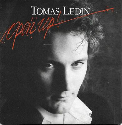"LEDIN, TOMAS - OPEN UP + 2 Swedish ps, unplayed (7"")"