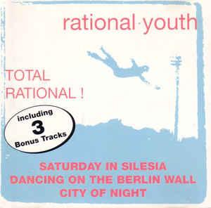 RATIONAL YOUTH - TOTAL RATIONAL! Rare 1994 compilation CD! (CD)