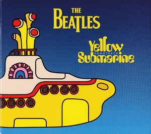 BEATLES, THE - YELLOW SUBMARINE SONGTRACK UK 4-track promo CD (CD)