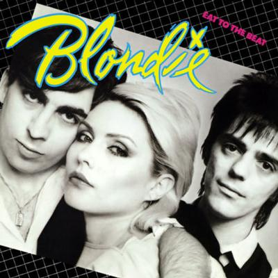 BLONDIE - EAT TO THE BEAT Swedish pressing (LP)