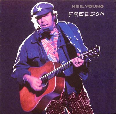 YOUNG, NEIL - FREEDOM reissue (LP)