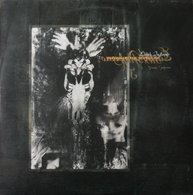 FIELDS OF NEPHILIM - EARTH INFERNO UK Original Pressing With Textured Sleeve & Innersleeves (2LP)