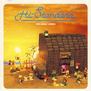 HI-STANDARD - GROWING UP Japanese punk. Still sealed! (CD)