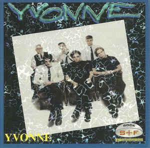 YVONNE - S/T German 13-track CD, 1996 (CD)