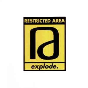 RESTRICTED AREA - EXPLODE (CD)