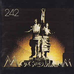 FRONT 242 - BACK CATALOGUE 1989 compilation CD (CD)