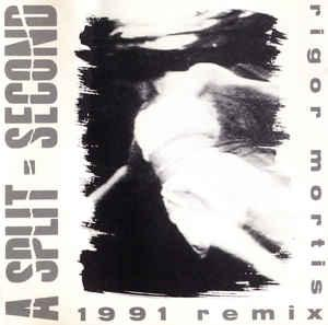 FRONT 242 - RIGOR MORTIS (1991 REMIX) Rare 5 mixes CDM! (CDM)