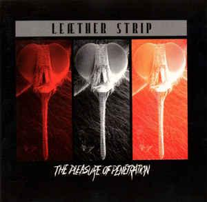 LEATHER STRIP - THE PLEASURE OF PENETRATION Debut album (CD)