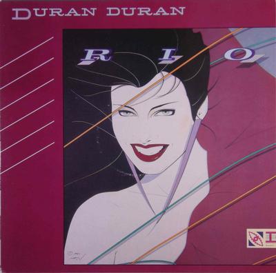 DURAN DURAN - RIO European Pressing With Innersleeve (LP)