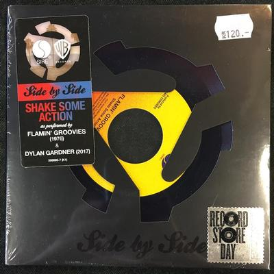 """FLAMIN' GROOVIES, THE - SHAKE SOME ACTION / Shake Some Action RSD 17 Release With Large Hole CenterReleased on Record Store Day 2017. (7"""")"""