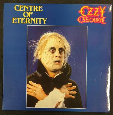 OSBOURNE, OZZY - CENTRE OF ETERNITY Japan-Only Release! (LP)