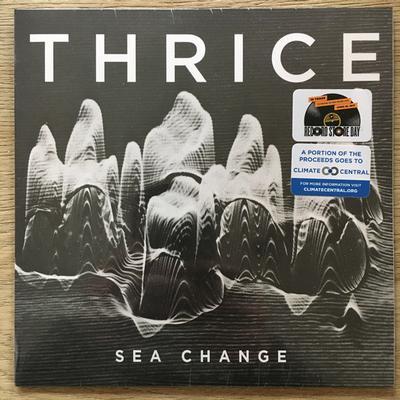 "THRICE - SEA CHANGE / Black Honey (Live @ Sirius XM) (7"")"