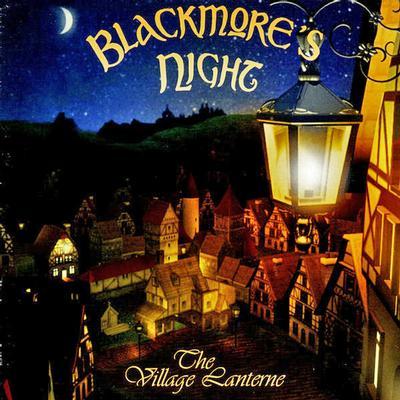 BLACKMORE'S NIGHT - THE VILLAGE LANTERNE Rare German Original Pressing, Still Sealed! (2LP)