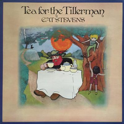 STEVENS, CAT - TEA FOR TILLERMAN UK Pressing With Pink Rim Label & Laminated Sleeve (LP)