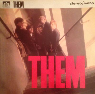 THEM - S/T UK 80's Compilation (LP)