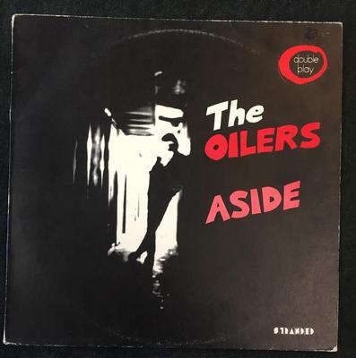OILERS, THE / STUDIO SEX - SVARTA ÖGON / ASIDE Early Stranded Rekords Release (LP)