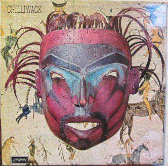 CHILLIWACK - S/T Rare UK Original With Purple Labels (LP)
