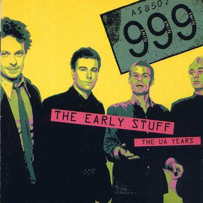 999 - THE EARLY STUFF (THE UA YEARS) UK 1992 Compilation (CD)