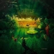 GREEN DESERT WATER - SOLAR PLEXUS Lim ed. 500x, yellow vinyl (LP)