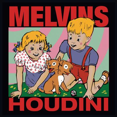 MELVINS - HOUDINI Remastered US 2016 Pressing (LP)