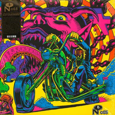 VARIOUS ARTISTS (METAL / HARD ROCK) - WARFARING STRANGERS: ACID NIGTMARES Limited Edition Psych-Hard Rock Compilation (2LP)