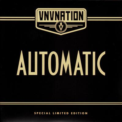 VNV NATION - AUTOMATIC Limited Clear vinyl (2LP)