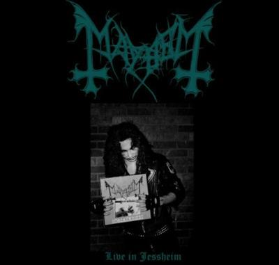 MAYHEM - LIVE IN JESSHEIM 180g (LP)