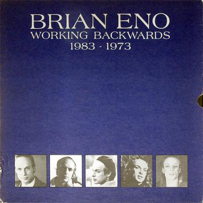 ENO, BRIAN - WORKING BACKWARDS Very Rare 11LP Box Set, Spaning Eno's Whole Career From 1973 To 1983! (BOX)