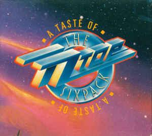 ZZ TOP - A TASTE OF THE ZZ TOP SIXPACK U.S. promo-only compilation CD (CD)
