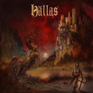 HÄLLAS - S/T 2015 debut (LP)